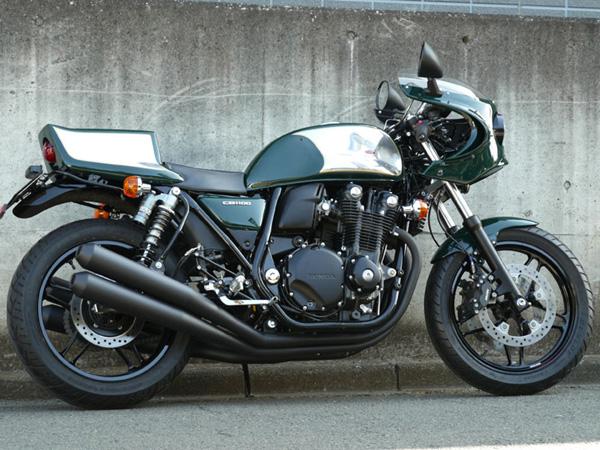 "Racing Cafè: Honda CB 1100 ""Hakofugu Cafè"" #2 By White"