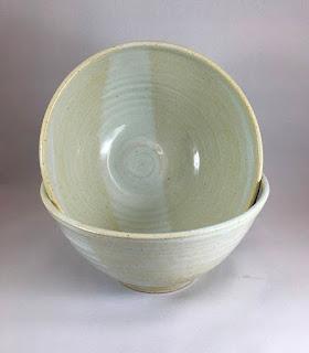 Katie Butt Ceramics cereal bowls