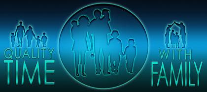 Tips menikmati quality time bersama keluarga