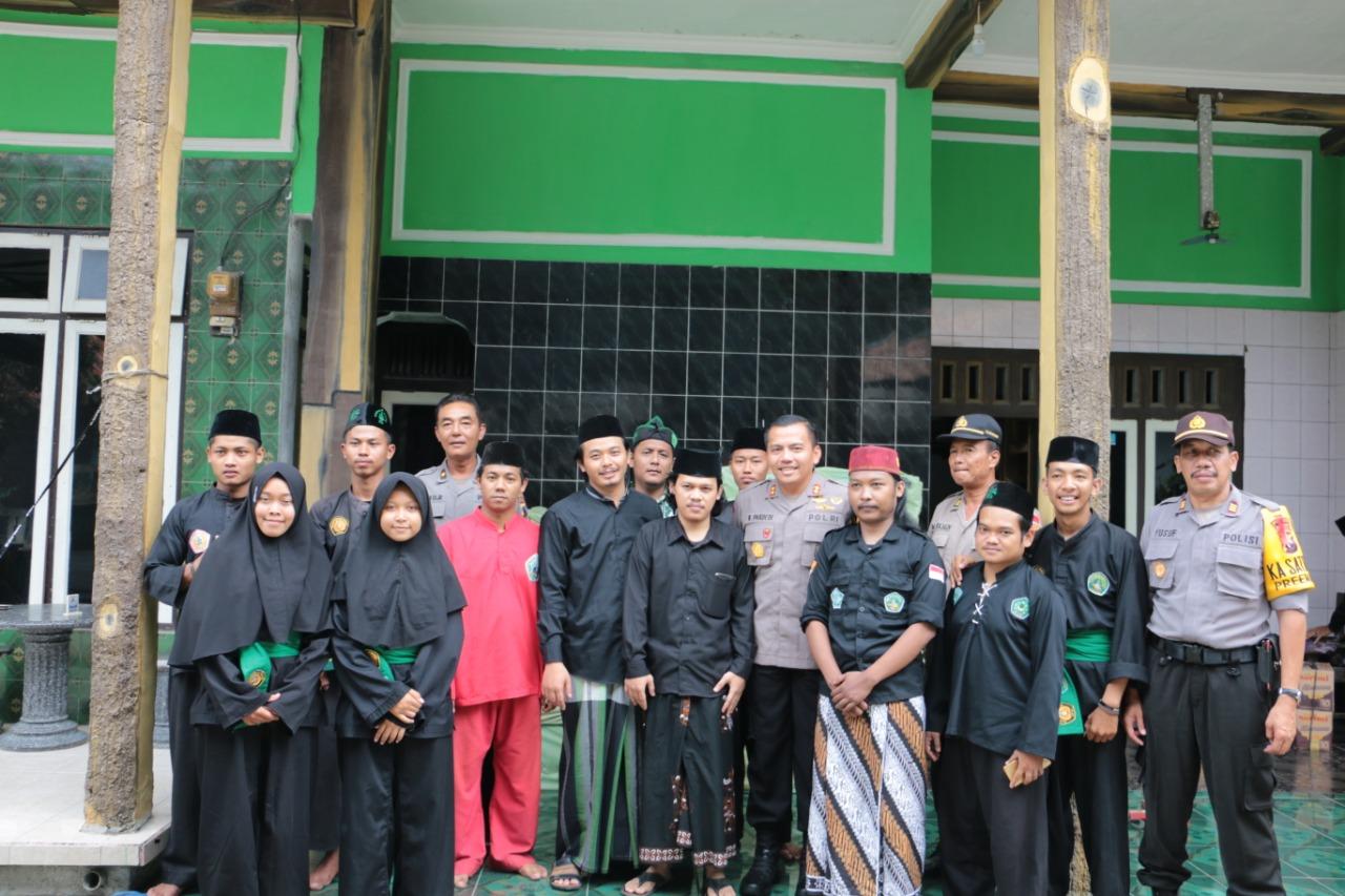 Jelang Pemilu, Dua Ribu Pesilat Pagar Nusa Kebumen Dukung Situasi Kamtibmas
