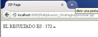 WebApplication - Multiplicación en otra página