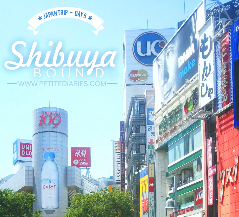 shibuya japan travel
