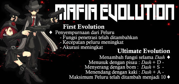 Mafia Evolution Lost Saga Indonesia