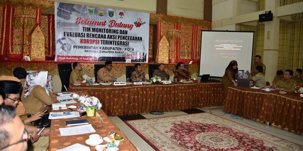 KPK Puji AJEP Padangpariaman