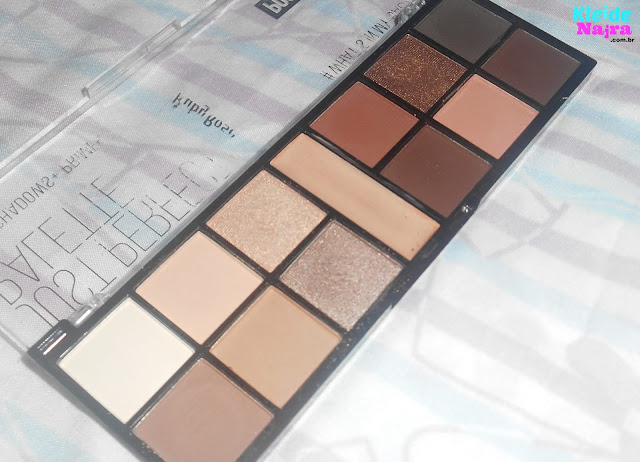 Paleta de Sombras Pocket Just Perfect da Ruby Rose