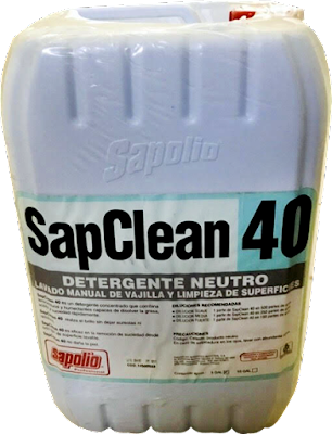 LIMPIEZA PROFESIONAL SAPCLEAN 40