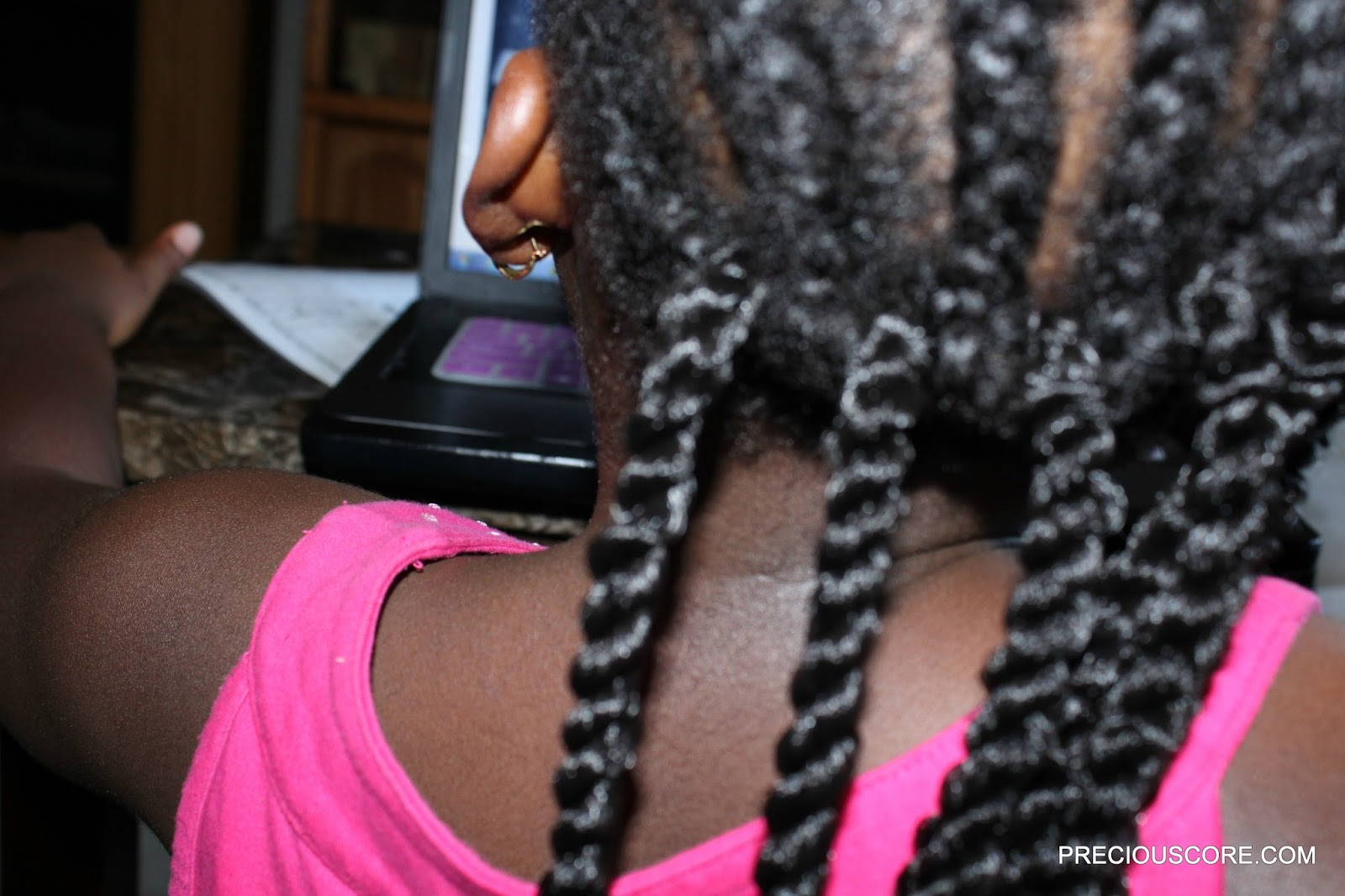how to install crochet braids for beginners
