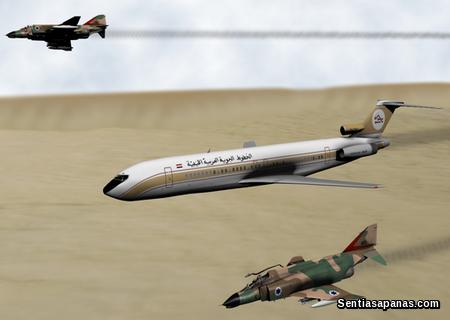 Libyan Airline 114 (1973)