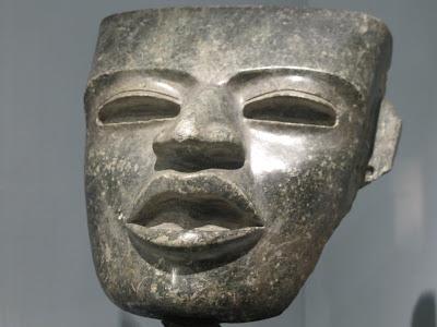 Máscara de Teotihuacán, México