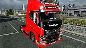 Ohaha's Volvo FH 2013 version 18