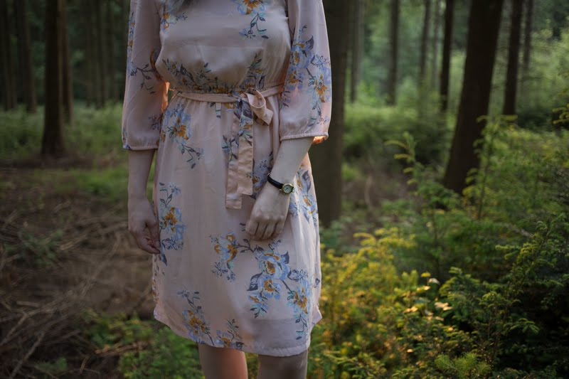 The H&M Floral Summer Dress OOTD