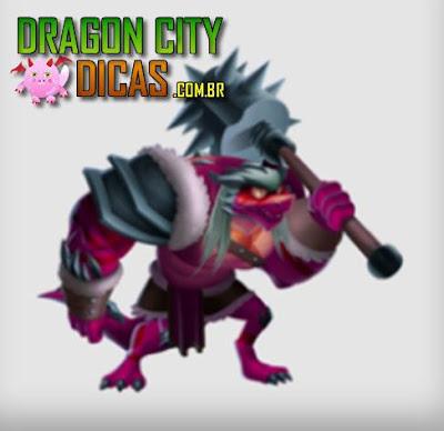 Dragão Bárbaro - Informações