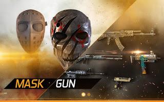 MaskGun Mod Apk Free shopping