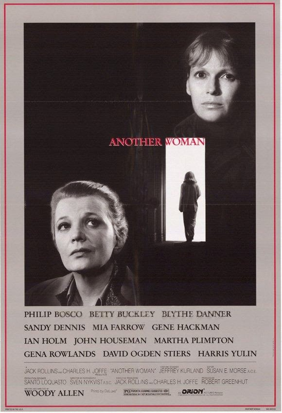 Cine Y Psicología Otra Mujer Another Woman Woody Allen