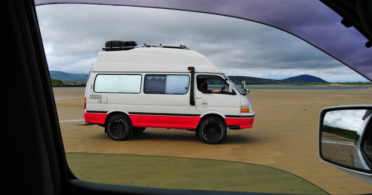 Ford 4x4 Van For Sale >> Hiace Hobo - Living in a Toyota Camper Van: Toyota Hiace 4WD/2WD Air Intake SNORKELs - Now ...