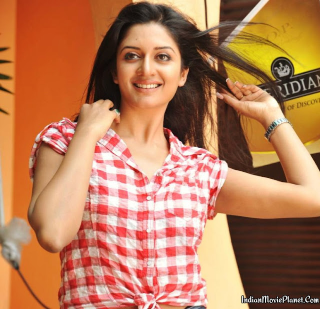actress vimala raman hot stills jeans shirt