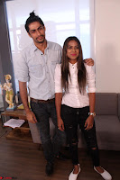 Nia Sharma at an itnerview for For Web Series Twisted 23.JPG