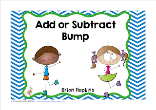 FREEBIE Add or Subtract Bump
