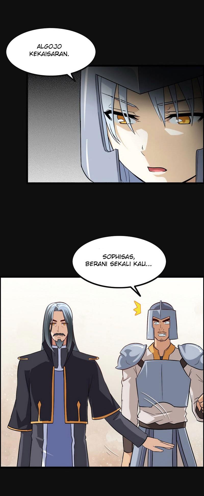 Komik My Wife is a Demon Queen Chapter 48 Gambar 14