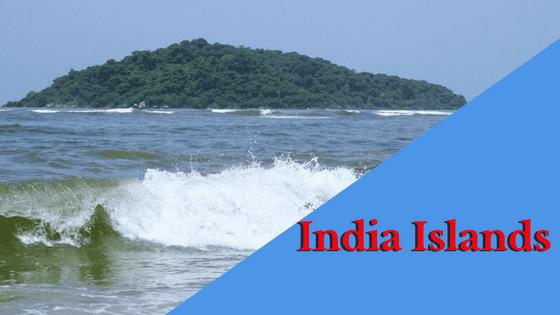 islands of india