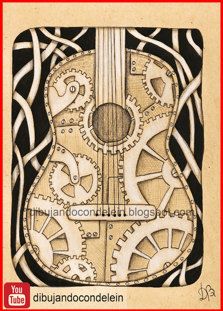 como dibujar una guitarra, como dibujar una guitarra zentangle, como dibujar una guitarra paso a paso  dibujo par principiantes, clases gratis de dibujo, youtube, video tutorial, como dibujar zentangle art, delein padilla, dibujando con delein, como dibujar un mandala, tutorial de dibujo, video tutorial, dibujo fácil, dibujo facil, manualidades, garabato zentagnle art, como dibujar un garabato zentangle paso a paso, como dibujar un mandala paso a paso, como dibujar un mandala fácil, como dibujar un mandala sin compás, como dibujar un mandala, como dibujar paso a paso, canal youtube de arte