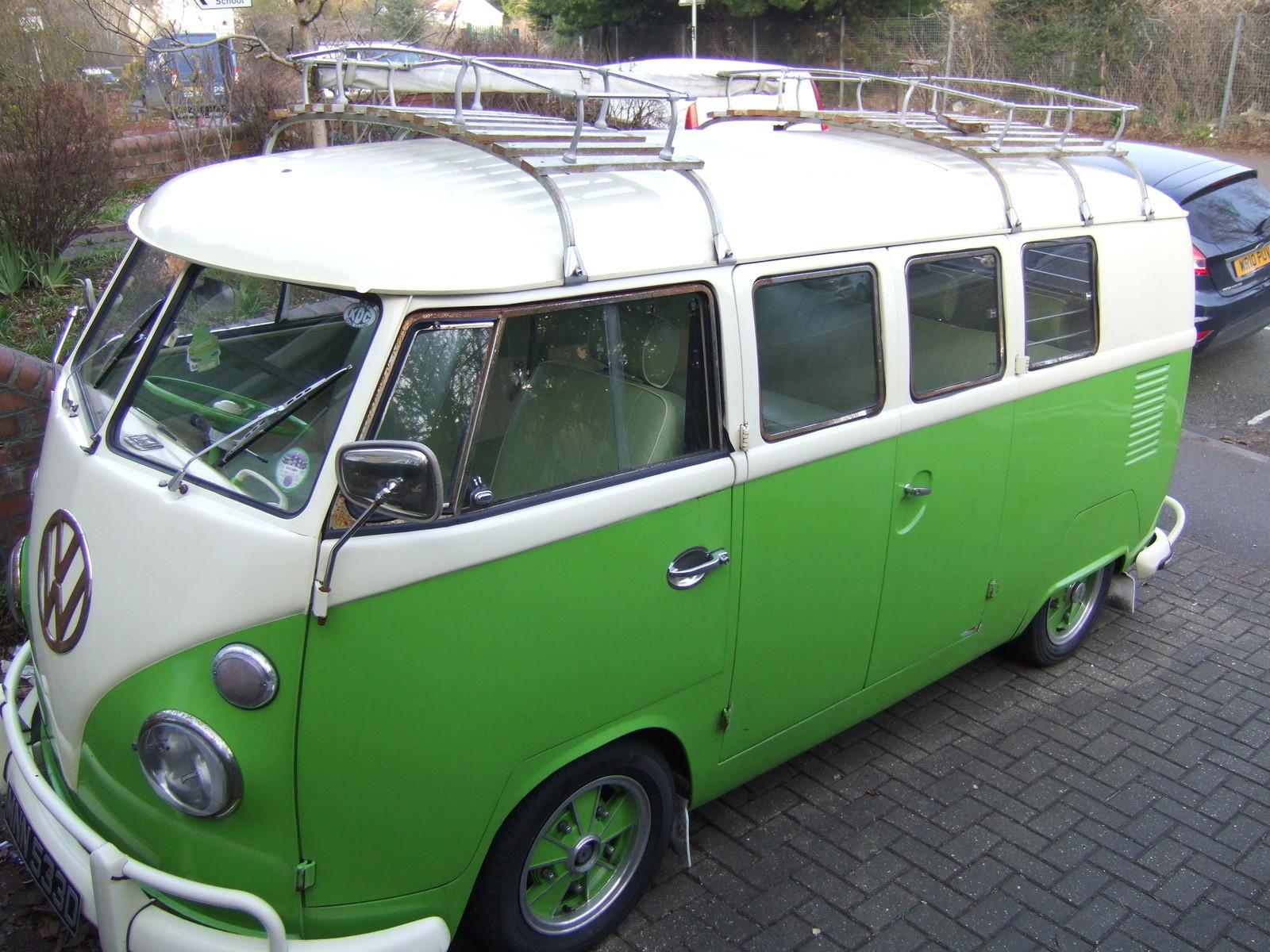 Vw Microbus Split Screen Rhd 1966 Vw Bus