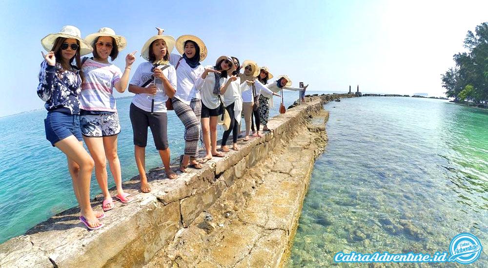 wisata pulau harapan