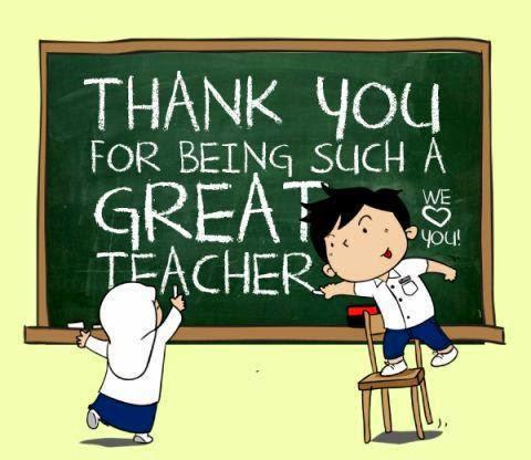 Catatan Anak Desa: Terima Kasih, Guru-guru Inspiratif!