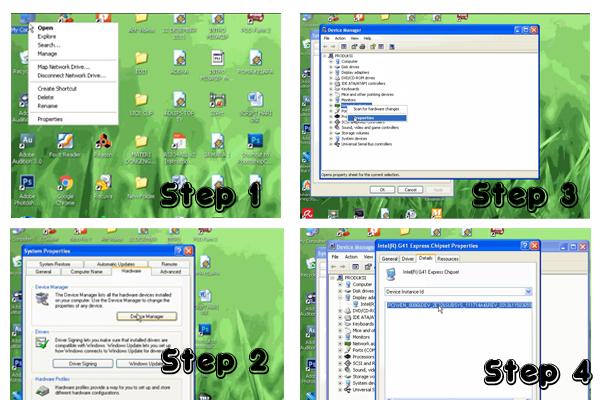 cara mengetahui driver laptop atau PC tanpa Sofware