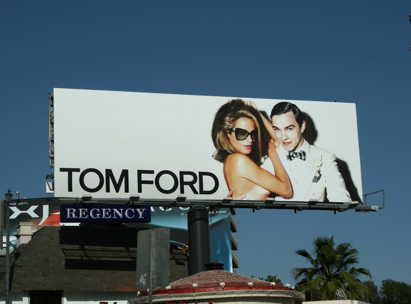 Tom Ford March 2010 billboard
