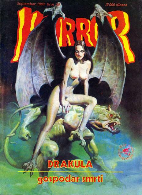 Drakula gospodar smrti - Horor EKS