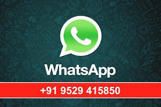 WHATSAPP US : 9529415850