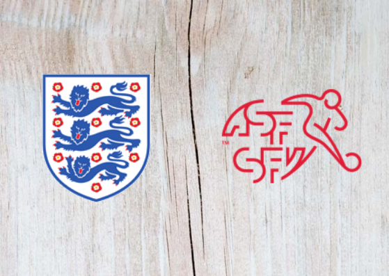 England vs Switzerland Full Match & Highlights 11 September 2018