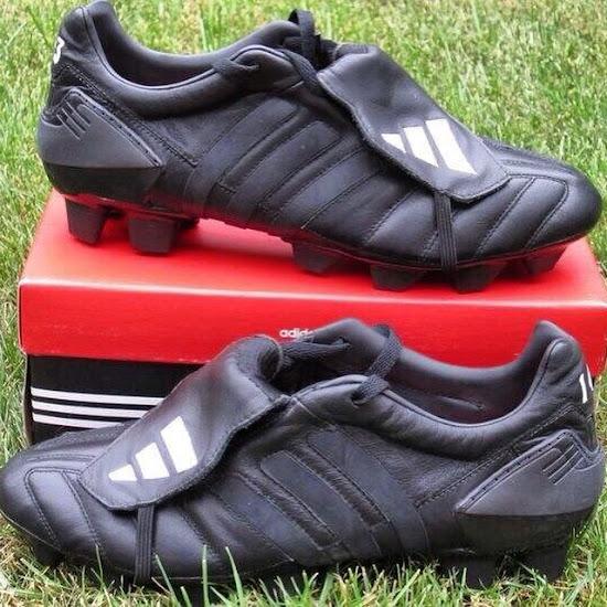sale retailer 4cb15 26cbe ... ireland the black adidas predator mania 2002 football boots are likely  the rarest mania ever released