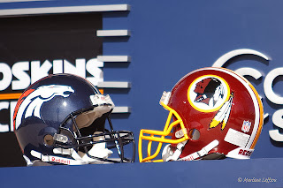 Washington Redskins Drop Lead To Denver Broncos 45 to 21
