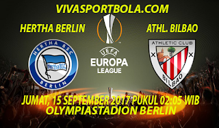 Prediksi Hertha Berlin vs Athletic Bilbao 15 September 2017
