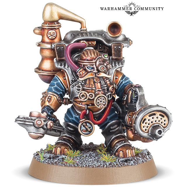 Games Workshop : New Age of Sigmar The Kharadron Overlords - Steampunk Duardin