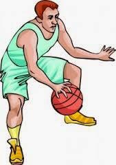 Teknik Menggiring Bola Basket : teknik, menggiring, basket, Tugas, Kita:, TEKNIK, DRIBLE, PERMAINAN, BASKET