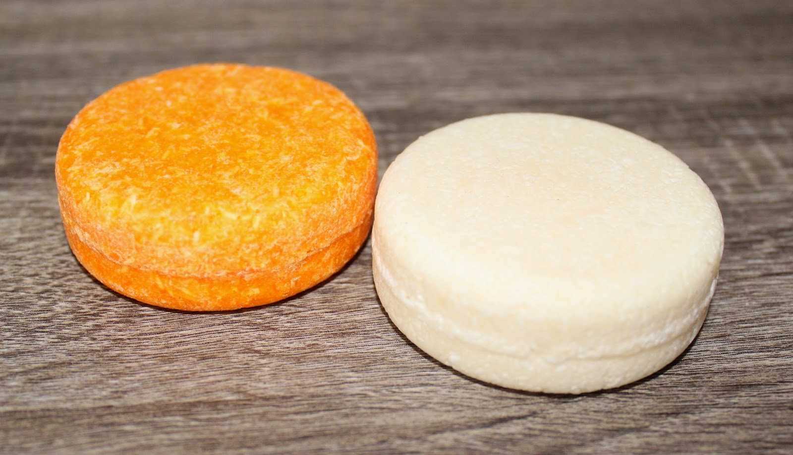 New Lush Shampoo Bars - Brazilliant & Honey I Washed My Hair