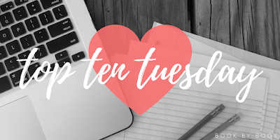 Top Ten Tuesday | Romance Tropes I Enjoy