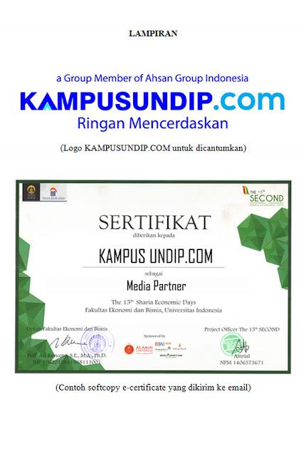 Media Partner KampusUndip.com