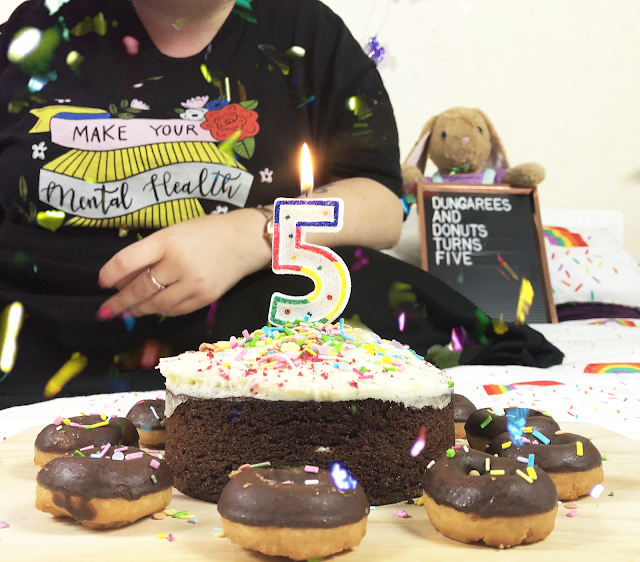 Here's to 5 years of Dungarees & Donuts!