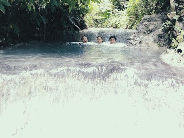 Falls in Cebu City