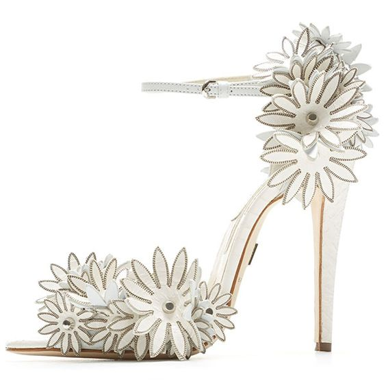 Bridal Shoes Alternative: Alternative Wedding Shoes For 2017...