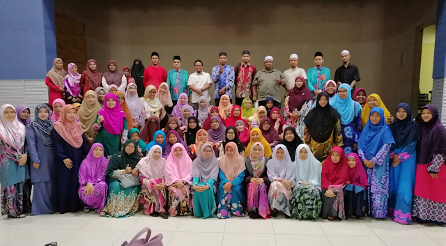 Bengkel kaedah Khattain dan Asas Ejaan Jawi Anjuan Pergukafa Kuantan 2019