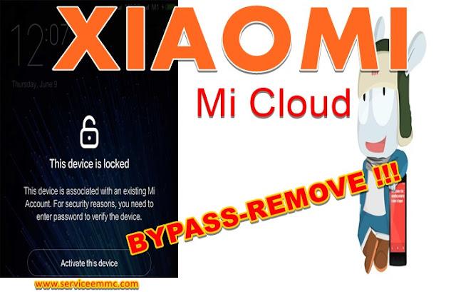 Koleksi Firmware/ROOM untuk bypass Mi cloud