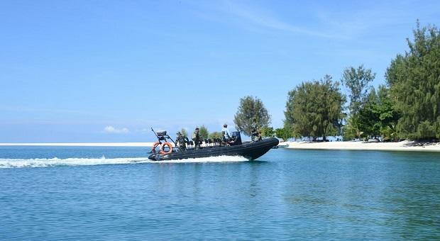 Pesona Alam Pulau Morotai Sangat Mengagumkan