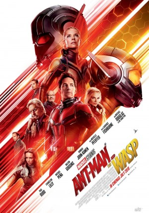 Film Ant-Man and The Wasp 2018 di Bioskop