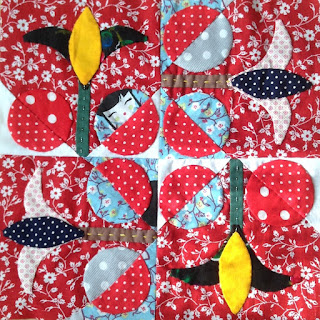 patchwork, chuck nohara, fleurs du mardi, quiltmania
