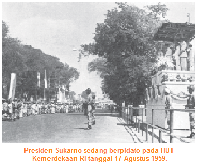 Dekrit Presiden 5 Juli 1959 (Latar Belakang, Isi, Dampak, dan Ulasan Lengkap Dekrit Presiden)